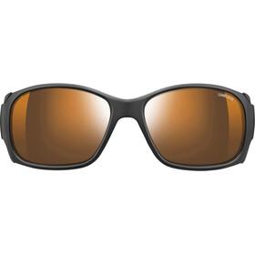 Julbo Monterosa Cameleon Lunettes de soleil Femme, matt black/black-brown